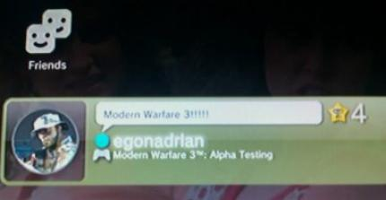 Call of Duty Modern Warfare 3 bereits spielbar? Alpha Test gesichtet.