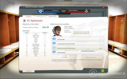 Entwickler Bright Future hat in den Fussball Manager 13 erneut allerhand neue Features integeriert.