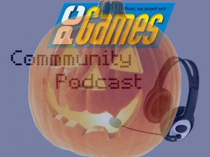 Community-Podcast #19: Der Horrorgames-Podcast zu Halloween (Teil 1)