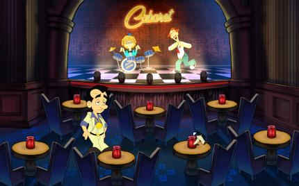 Leisure Suit Larry: Reloaded im Test. (4)