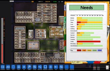 Prison Architect auf der Gamescom 2015. (3)