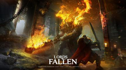 Lords of the Fallen in der E3-Vorschau.