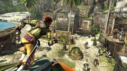 Assassin's Creed 4 Black Flag: Wir haben den Multiplayer-Modus gespielt. (3)