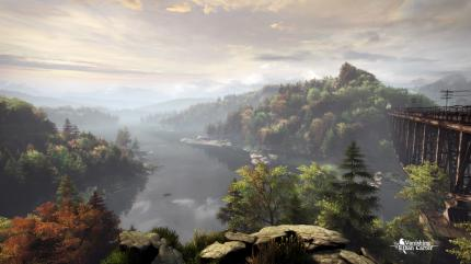 Starke Technik: The Vanishing of Ethan Carter sieht für ein Projekt eines Indie-Teams außergewöhnlich gut aus. Besonders fasziniert sind wir von der Schärfe der Texturen.