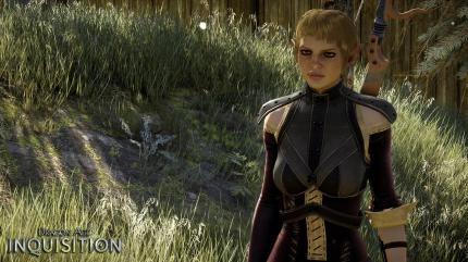 Dragon Age: Inquisition - Charakterprofile stellen Sera und Iron Bull vor. (4)