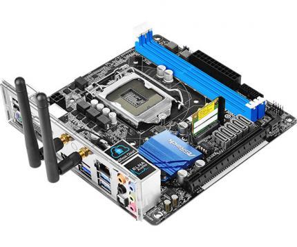 Mini Mainboard ASRock H97M ITX