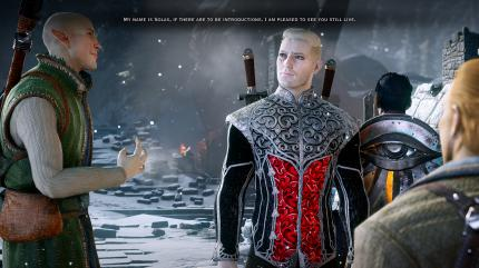 Pride of the Inquisitor (Male)