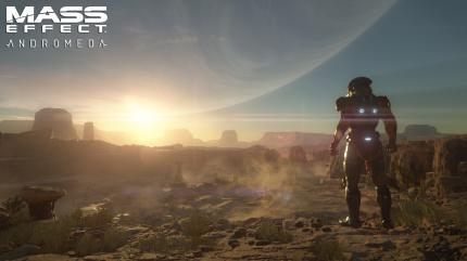 Rollenspiele 2016 für PC, PS4, Xbox One: Mass Effect: Andromeda.