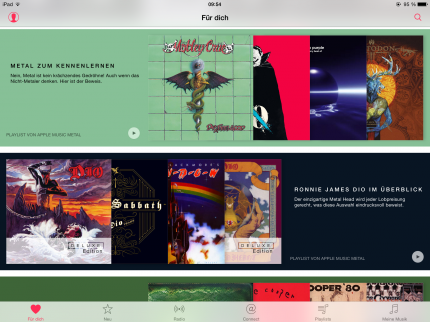 Was taugt Apple Music? Praxis-Test eines Spotify-Nutzers