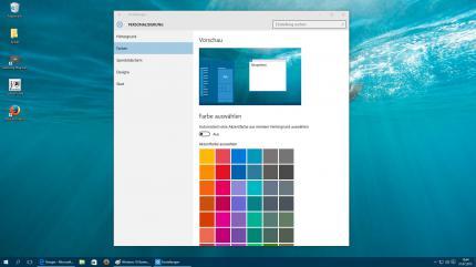 Windows 10 kachel hintergrund andern