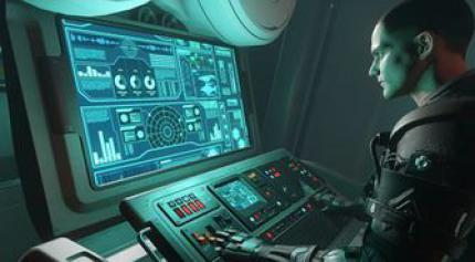 Star Citizen: Arbeitsplatz des Repair-Task-Managers