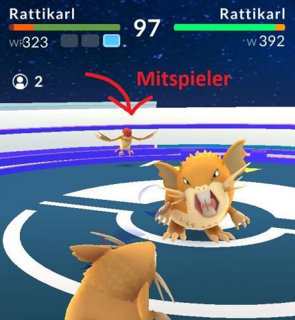 Pok mon go arena anleitung und kampf tipps for Boden pokemon
