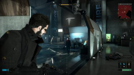 Deus Ex: Mankind Divided Pre-order-DLC Desperate Measures