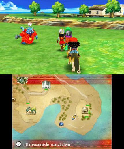Toll Dragon Quest 7: Fragmente Der Vergangenheit Im Test