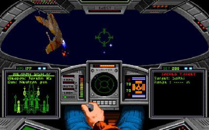 Eines der einflussreichsten Spiele, in seinem Genre und generell für den PC: Wing Commander von 1990. Chris Roberts' Science-Fiction-Epos hat einen großen Anteil am Aufstieg des PCs zur Mainstream-Spielemaschine.
