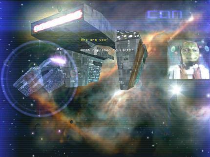 Die X-Reihe (seit 1999) versorgt Genre-Fans in den düsteren Nuller-Jahren mit motivierenden Weltraum-Flugsimulationen