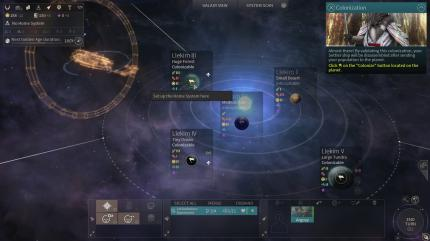 endless space 2 galactic statecraft pc gameplay