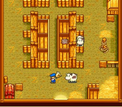 Harvest Moon: Retro-Special zum Simulations-Klassiker für SNES