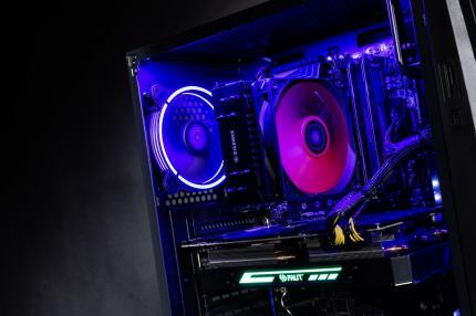 PC-Test: Captiva G19 18V1 mit GTX 1080 Ti & Core i7-8700K