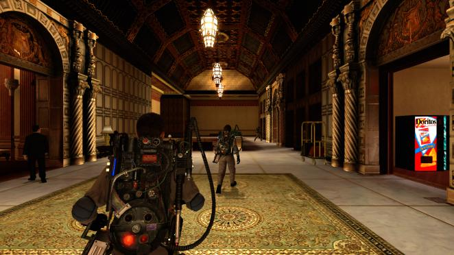 Ghostbusters: The Video Game - Screenshot der Xbox-360-Version