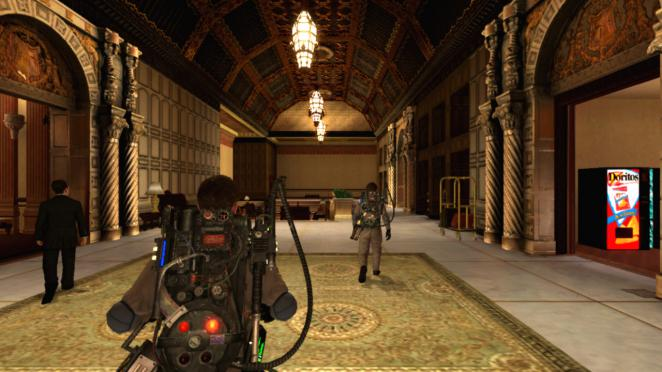 Ghostbusters: The Video Game - Screenshot der Playstation-3-Version