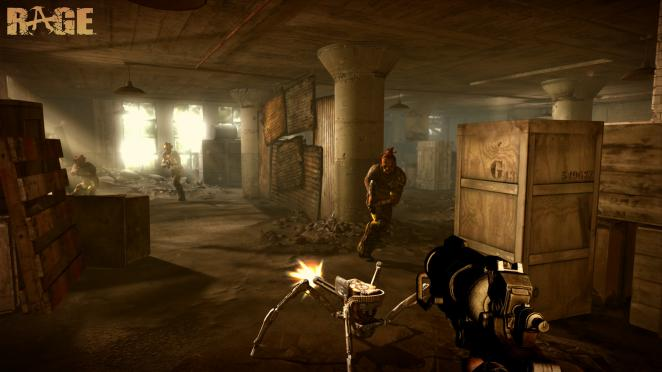Brandneue Screenshots zu Rage von id Software. (2)