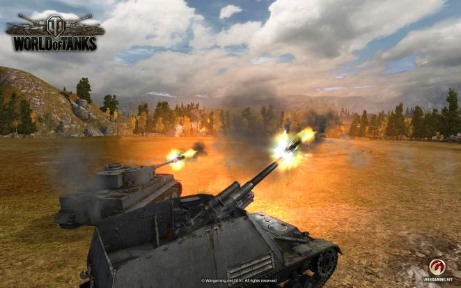 World of Tanks im Hands-on-Test: Taktik statt einfach nur ballern