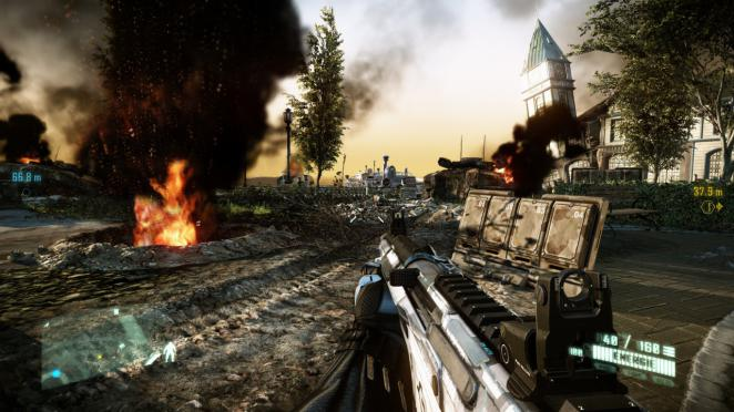 Crysis 2 mit Ultra-Setting: Screenshot von 3DCenter-User Dargo