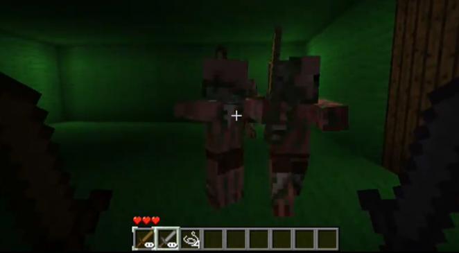 Vor dem Minecraft-Patch 1.8: Tower of Ordeals und Zelda Adventure