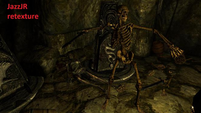 The Elder Scrolls 5: Skyrim - Bessere Skelette, realistisches ...