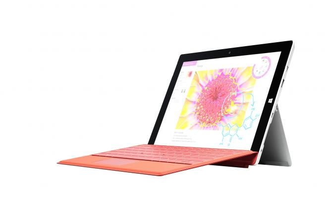 Tablet-PC Microsoft Surface 3
