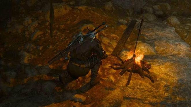 The Witcher 3: Blood and Wine: Dark Souls Easter Egg gefunden (8)