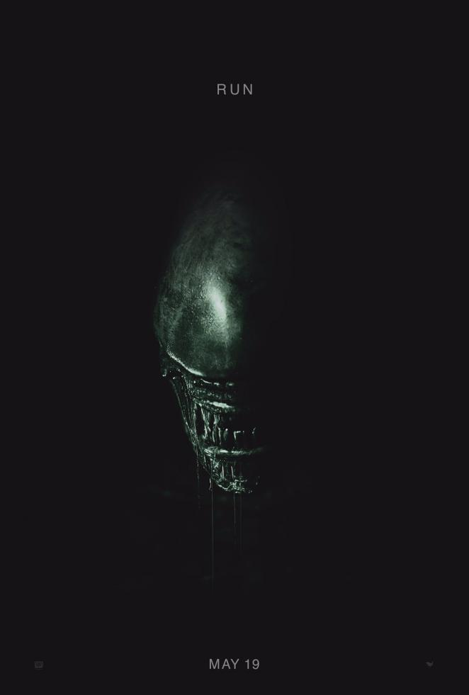 "Teaserplakat zu ""Alien: Covenant"" (2017)"