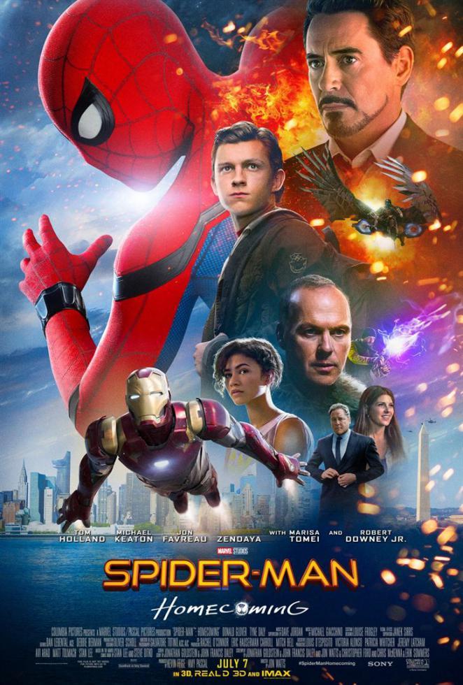 Spiderman Homecoming: Internet lacht über das Filmposter