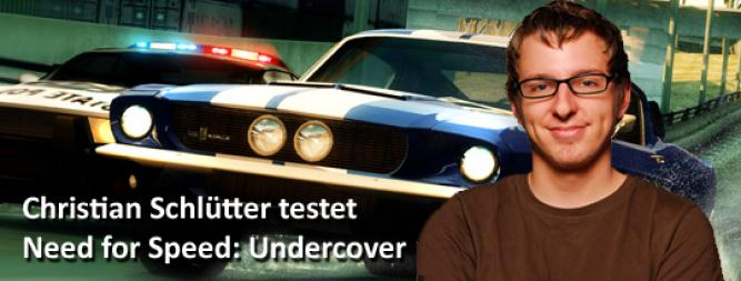 Qualmende Reifen! Need for Speed: Undercover im PC Games-Test