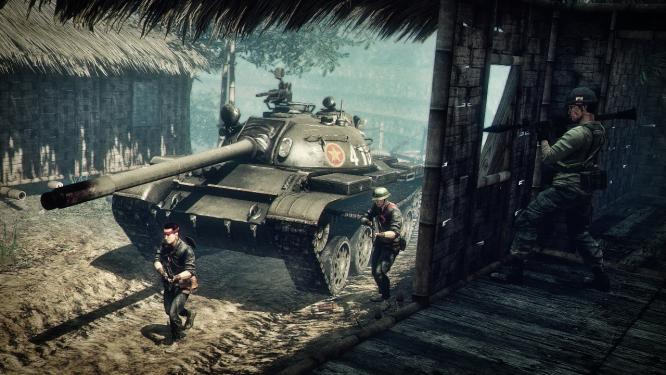 Скриншот 1 Battlefield: Bad Company 2 Vietnam в наличии.