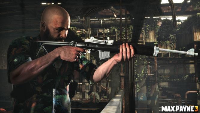 Max Payne 3 (2012) (Rockstar Vancouver)(v.1.0.0.17)+ 2DLC (Repack) от R.G.B