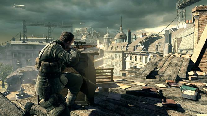 Sniper Elite V2: Wii U-Version erscheint ohne Zusatzinhalte
