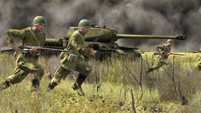 Скачать Iron Front: Liberation 1944 (2012/RUS/ENG/MULTi6) PC.