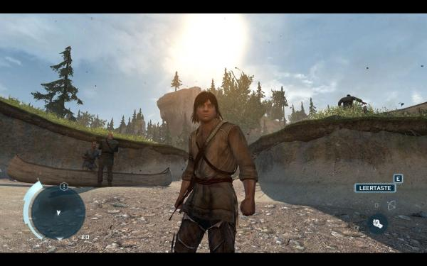 Screenshot aus der PC-Version von Assassin's Creed 3. (4)