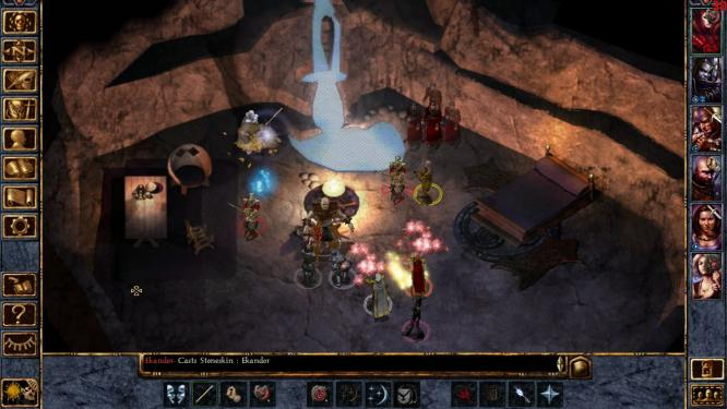 Baldur's Gate: Enhanced Edtion im Test: An der Technik hapert es gewaltig ...