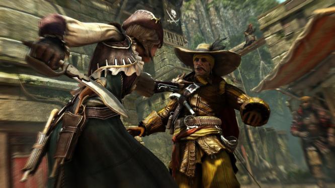 Assassin's Creed 4: Black Flag wird am 31. Oktober 2013 für die Xbox 360, die PlayStation 3, die Wii U und den PC erscheinen. (1)