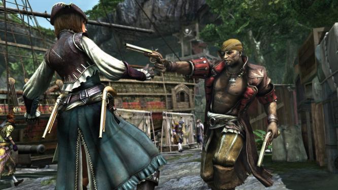 Assassin's Creed 4: Black Flag wird am 31. Oktober 2013 für die Xbox 360, die PlayStation 3, die Wii U und den PC erscheinen. (2)