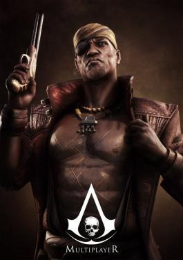 Assassin's Creed 4: Black Flag wird am 31. Oktober 2013 für die Xbox 360, die PlayStation 3, die Wii U und den PC erscheinen. (4)