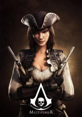 Assassin's Creed 4: Black Flag wird am 31. Oktober 2013 für die Xbox 360, die PlayStation 3, die Wii U und den PC erscheinen. (7)