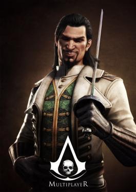 Assassin's Creed 4: Black Flag wird am 31. Oktober 2013 für die Xbox 360, die PlayStation 3, die Wii U und den PC erscheinen. (8)