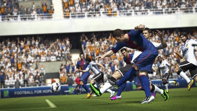 Die PC-Demo von FIFA 14 scheint bei nicht allen Spielern reibungslos zu funktionieren. Im Forum von Electronic Arts wird beispielsweise von Startschwierigkeiten berichtet.
