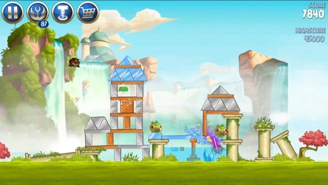 Angry Birds Star Wars II Full Game