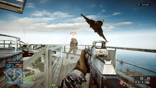 Battlefield 4 kommt ungeschnitten in Deutschland auf den Markt, wie Electronic Arts bekannt gegeben hat. Der Titel hat von der USK die Altersfreigabe ab 18 Jahren erhalten.