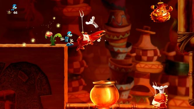 Rayman Legends in review: Outrageous good jump and run (9).